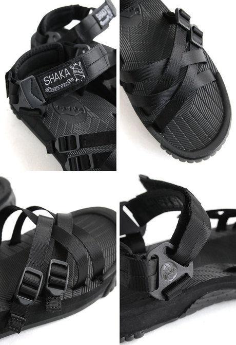 シャカのサンダルのイメージ画