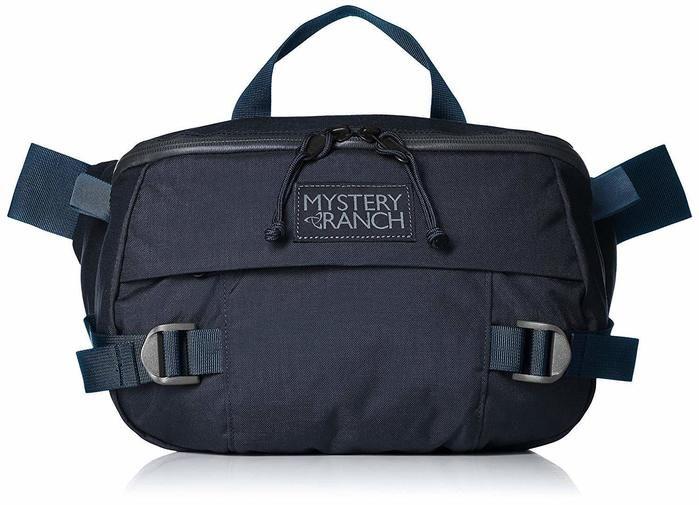ミステリーランチのバッグ