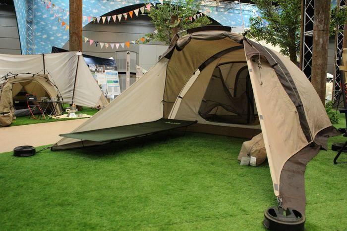 キャンプ 新作
