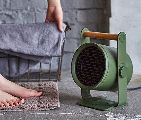電気タイプのヒーター