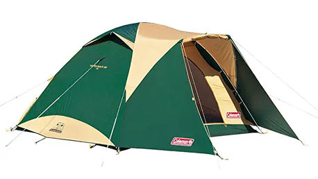 コールマンのテント、タフワイドドーム300