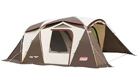 コールマンのテント、ワイド2ルーム STD