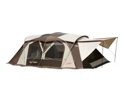 コールマンのテント、ワイド2ルーム コクーンⅡ