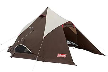 コールマンのテント、4S T.P. クレスト