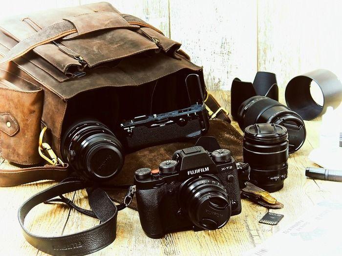 富士フイルムのカメラ