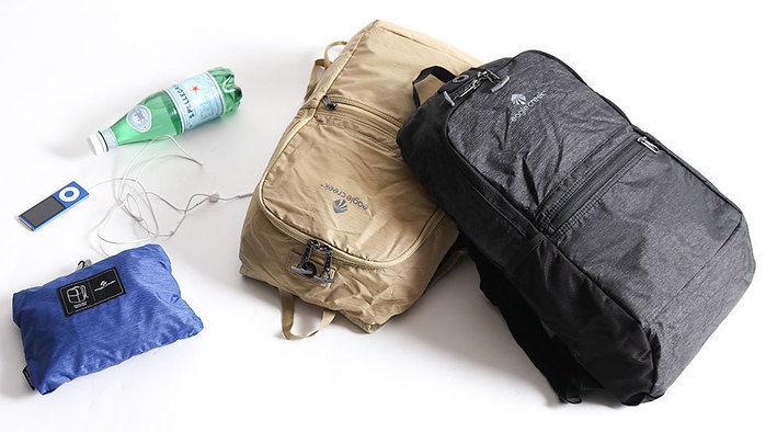 イーグルクリークのバッグ