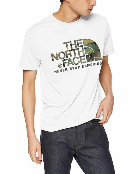 ザ・ノース・フェイスのシャツの写真