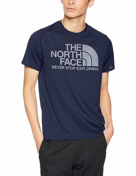 ザ・ノース・フェイスのティーシャツの写真