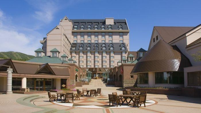 キロロトリビュートポートフォリオホテルの外観の写真