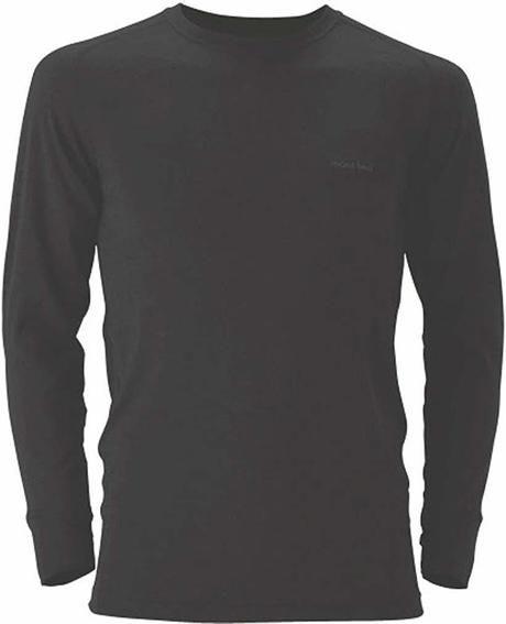 モンベルのメリノウールシャツ