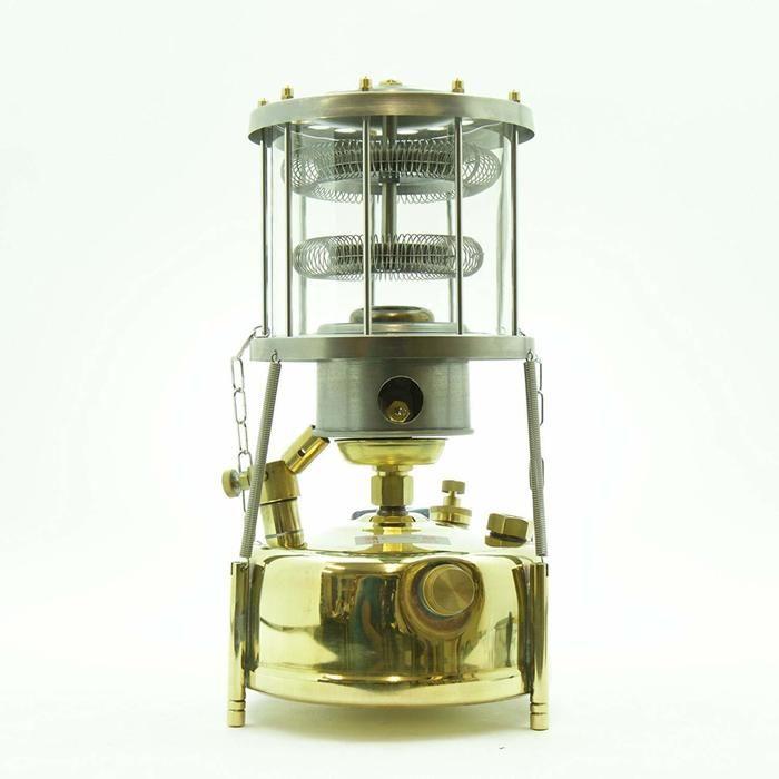 武井バーナーのパープルストーブの画像