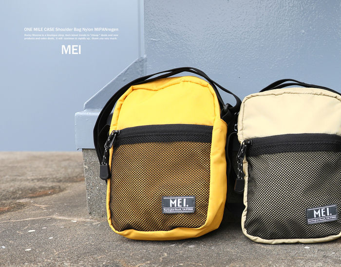 MEIのバッグ