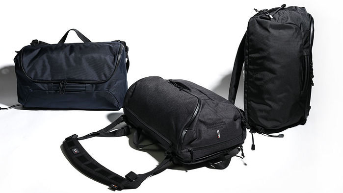 ターグの3Way Daypack
