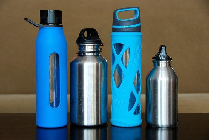 様々な水筒