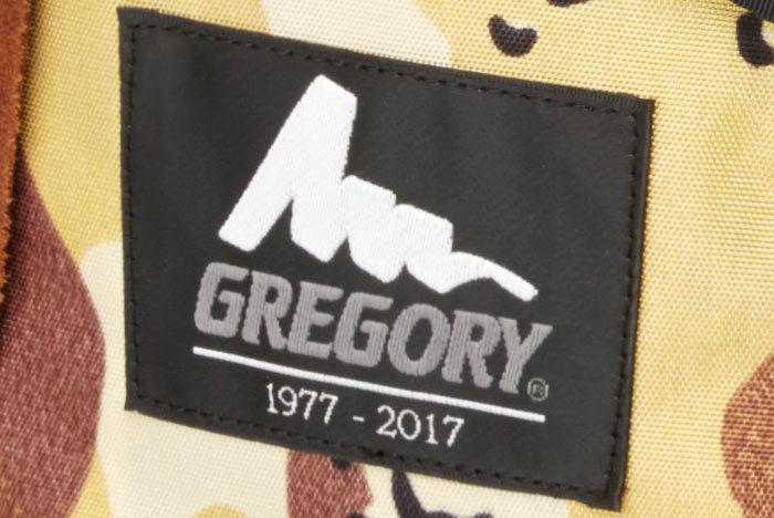 グレゴリーの旧ロゴ