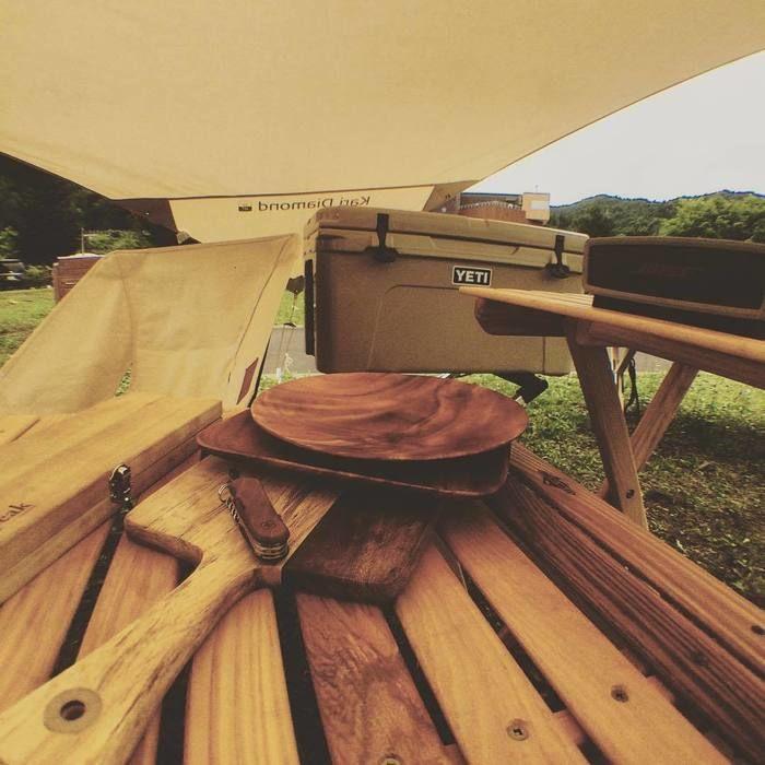 ダルトン 木製の食器