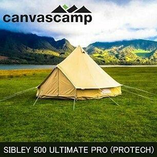 キャンバスキャンプ SIBLEY 500アルティメット
