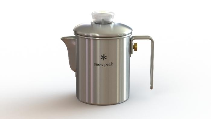 2020グッドデザイン賞「フィールドコーヒーマスター」