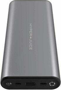 HyperJuice(ハイパージュース) 27000mAh USB-C モバイルバッテリー