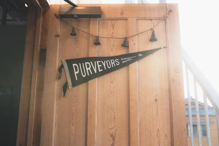 パーヴェイヤーズの入り口
