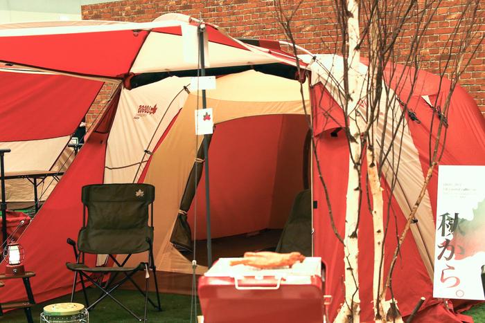 4人用のテント