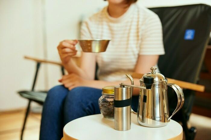 ホールアースのコーヒーセット
