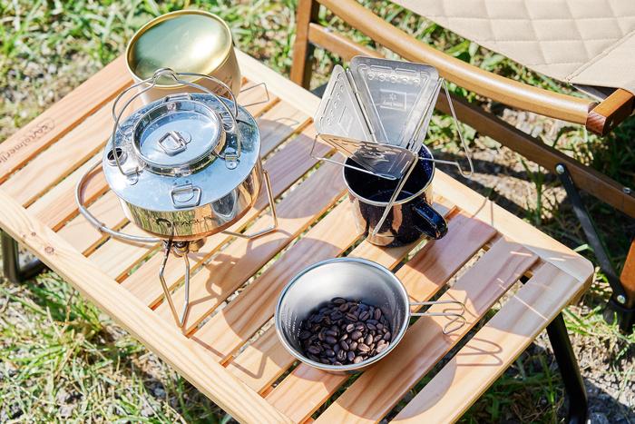 テーブル コーヒーセット