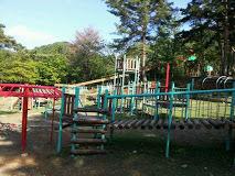 ガリバー青少年旅行村の遊具
