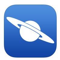 アプリ、星座表のアイコン