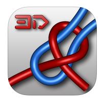 アプリ、Knots 3Dのアイコン