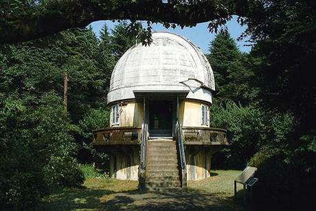 三鷹国立天文台の外観
