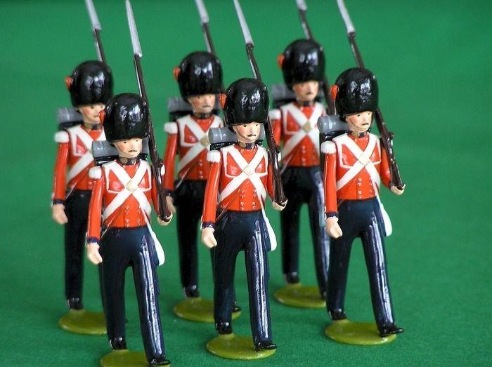 兵隊の人形