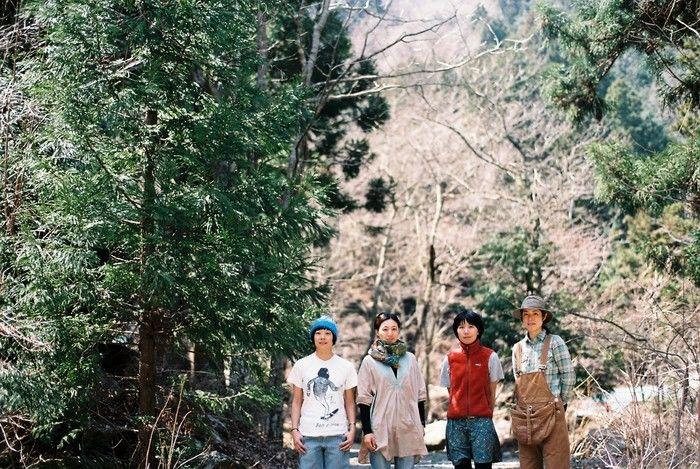 女性アウトドアグループ「noyama」のメンバー