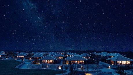 星のや竹富島の外観