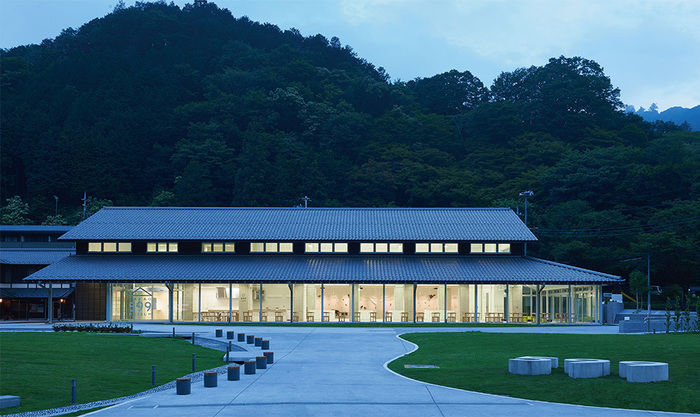 TAKAO599MUSEUMの外観