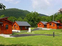 秋吉台オートキャンプ場のキャンプサイト