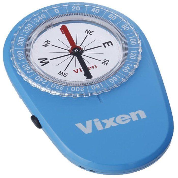 VIXENのオイルフロート式コンパス