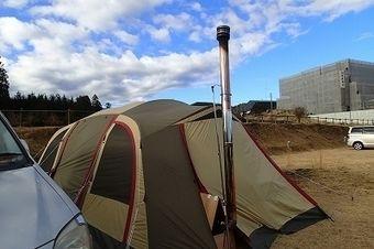 冬キャンプに必要な装備