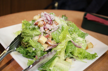 FUMOTOYAのサラダ
