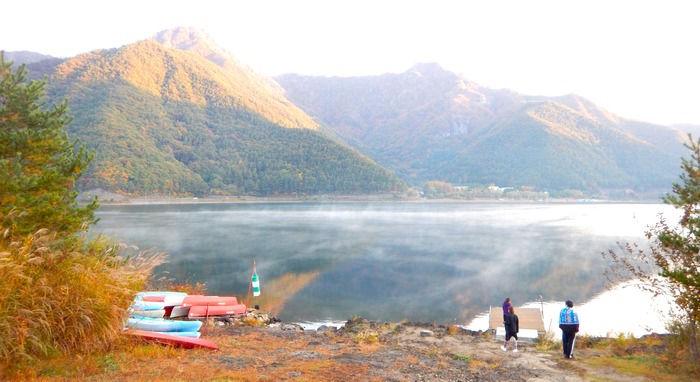 PICA富士西湖の湖