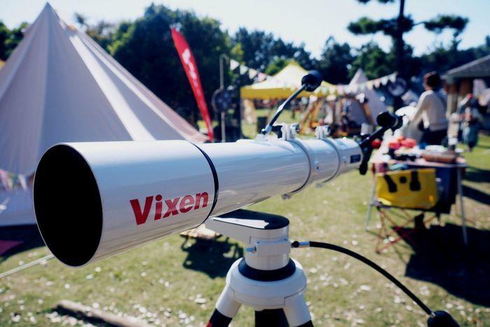 天体望遠鏡メーカービクセンの望遠鏡