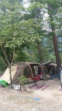 にしちゃんさんのキャンプ道具