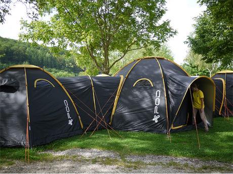 POD Tentの外観