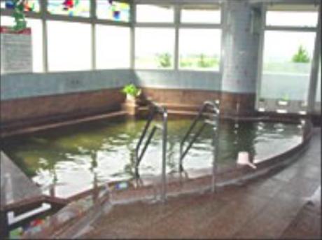 ゆっくら健康館の温泉