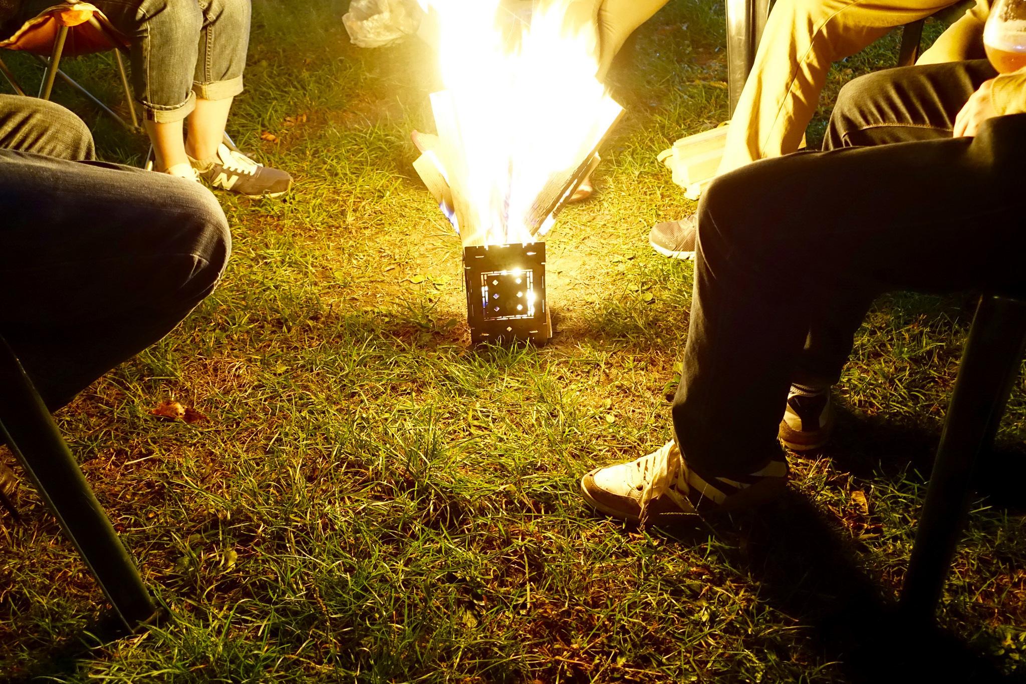 暖まるだけじゃない!料理も楽しめる便利な焚き火台5選