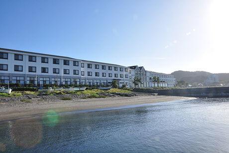 リゾートホテル休暇村館山の外観