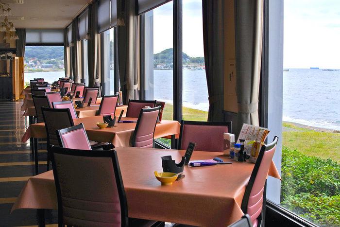 リゾートホテル休暇村館山のレストラン