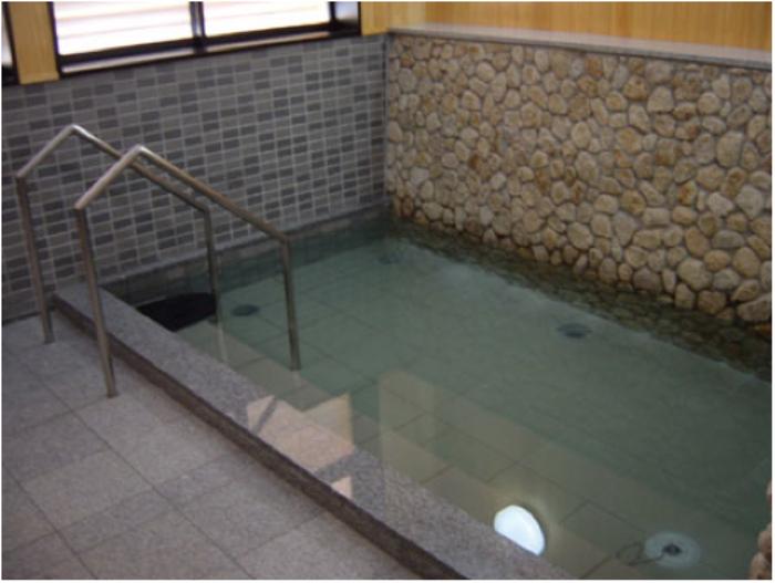 青川峡キャンピングパークのお風呂