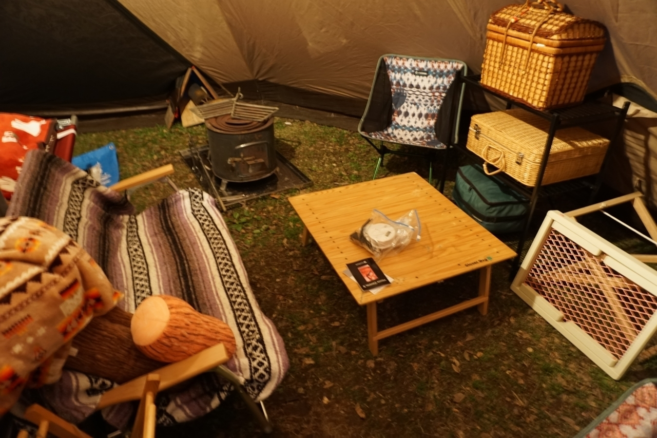 冬キャンプも薪ストーブでポカポカ♪おすすめの薪ストーブ7選と導入方法!