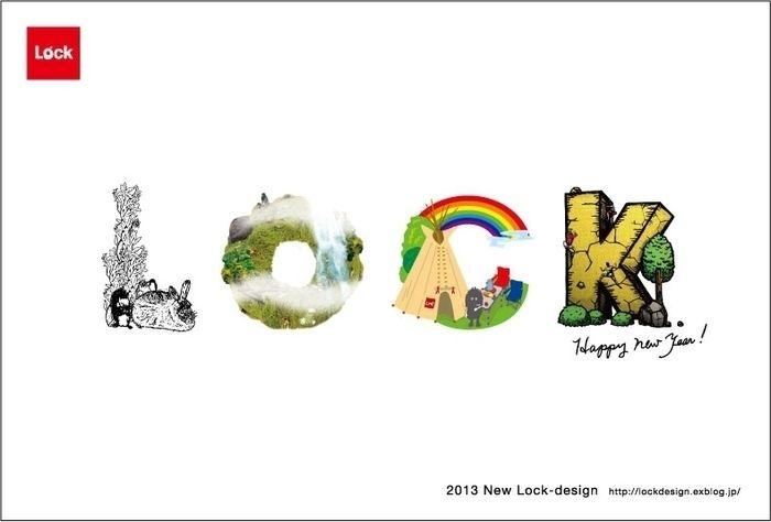 アウトドアデザインユニットLockのロゴ